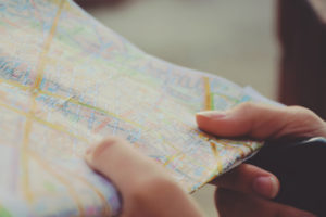 Specialist map printers
